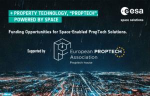 European PropTech Association x European Space Agency